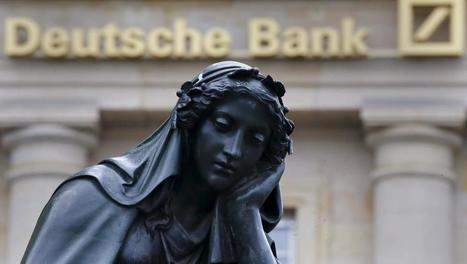 Crise des «subprimes»: la Deutsche Bank encourt une amende record  | Bankster | Scoop.it