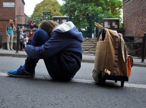 Enquête sur ces enfants qui ont la phobie de l'école | ENT | Scoop.it
