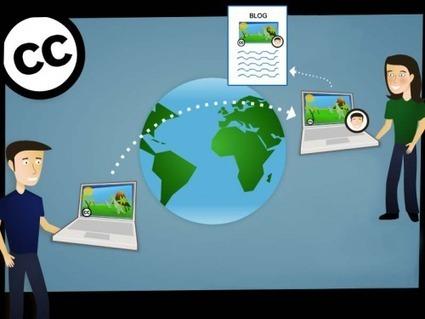 Sharing Creative Works 15 - CC Wiki | Digital Citizenship | Scoop.it