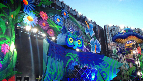 20,000 Tickets Sold in Two Minute, EDC Vegas 2014 Half Way to a ... | Music Festivals | Scoop.it