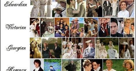 Enchanted Serenity of Period Films: INDEX to Period Dramas, Costumes & More! | istorijski i scenski kostim | Scoop.it