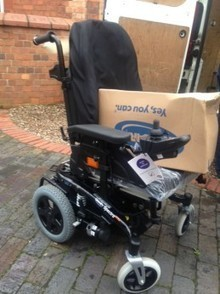 Buying a New Electric Wheelchair: Part Three | Accessibility by Sirus Automotive -Wheelchair Accessible Vehicles | Scoop.it