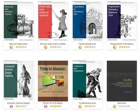 Más de 600 libros de programación para descargar gratis | Herramientas y Recursos Web 2.0 | Scoop.it