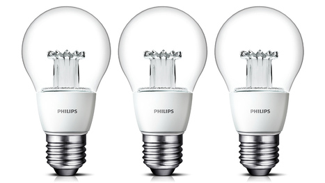 Philips' New Clear LED Bulbs Look Just Like Incandescents | Energy Savings | Scoop.it