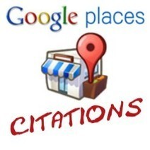 List of Google Places Local Citation Sites | Local Search Marketing Ideas | Scoop.it