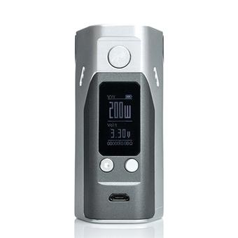 Wismec Reuleaux RX200S 200W Box Mod by Jay Bo Designs   Joseph Montes   Scoop.it