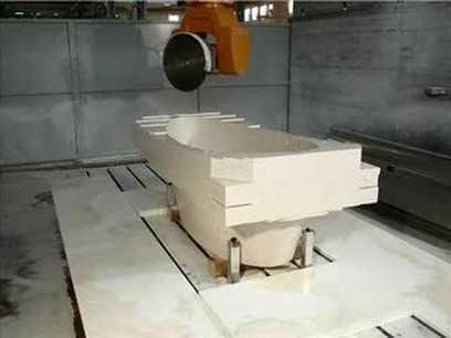 Breton ShapeMill - 5 axis CNC stone machining m...   Breton SHAPEMILL   Scoop.it