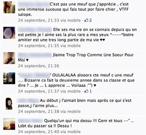 Les ados sur Facebook : la sentimentalité autoritaire - Revue Reiso | Going social | Scoop.it