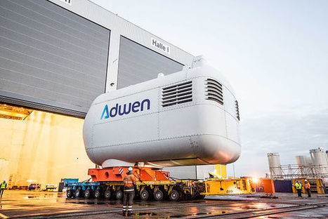 (76) ADWEN se dit engagé dans la construction des usines havraises. | energies-marines | PSN - Filière Energie | Scoop.it