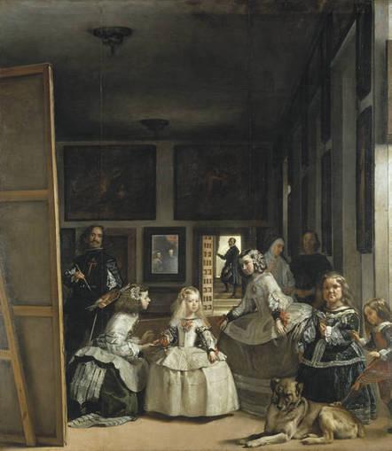 ¿Por qué son tan célebres 'Las Meninas'? | Historia del arte | Scoop.it