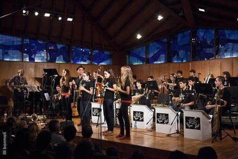 La banda de jazz més jove d'Europa omple l'Auditori del Vendrell (29-Ago-2012) | JAZZ I FOTOGRAFIA | Scoop.it