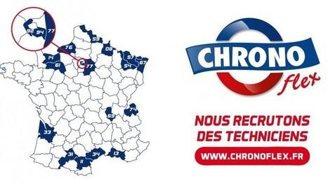 Ça recrute chez CHRONO Flex ! | Sur le chemin de la liberation | Centre des Jeunes Dirigeants Belgique | Scoop.it