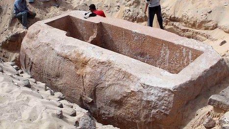 American archaeologists identify tomb of Egypt pharaoh Sobekhotep 1 | News.com | Kiosque du monde : Afrique | Scoop.it