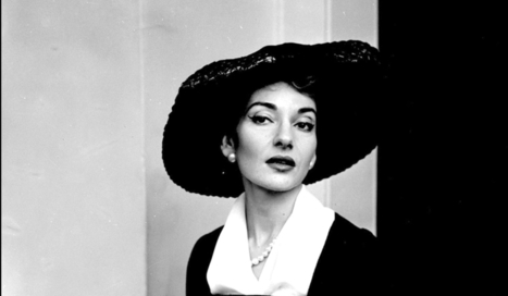 Rediscovering Maria Callas in High-Resolution Audio - Wall Street Journal | Opera singers and classical music musicians | Scoop.it