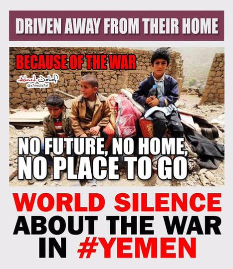 CNA: YEMEN - Masiva manifestación contra el imperialismo de USA y Arabia Saudí | La R-Evolución de ARMAK | Scoop.it