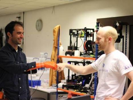 Invention means bionic hands can be made for barely any cost   Chair et Métal - L'Humanité augmentée   Scoop.it