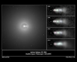 Scienzaltro - Astronomia, Cielo, Spazio: Il film di uno scontro alla velocità della luce, o quasi. | Planets, Stars, rockets and Space | Scoop.it