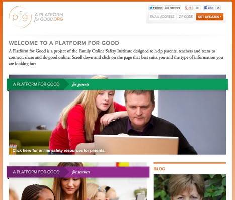 Major Tech Companies Partner To Build Educational 'Platform For Good'   Coach Jeffery's: Teaching with Technology   Scoop.it