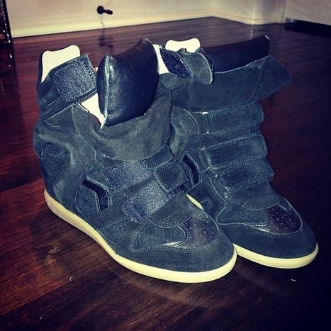 Purchase High Quality Isabel Marant Sneakers for Women at Affordable Price | Isabel Marant UK Outlet - 2013 Isabel Marant Sneakers and Trainers Free Shipping Worldwide | Fashion Women Shoes | Scoop.it