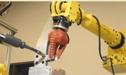 Automate 2013: Innovative Robotiq Gripper and Teach System Address Growing Market Need - Robotics Business Review | Made Different | Scoop.it