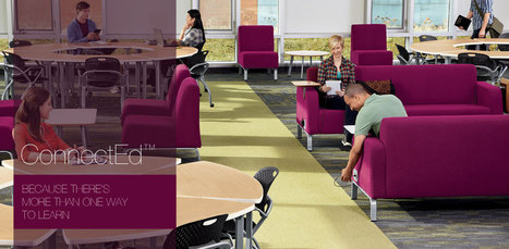 Bretford » Technology Enabled Furniture for Learning & Business Spaces   New School Furnishings   Scoop.it