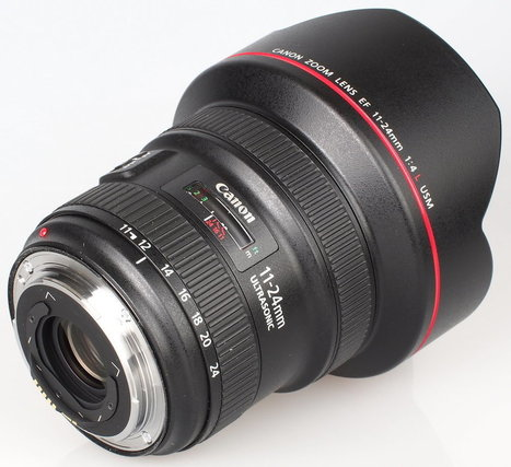 Canon EF 11-24mm f/4L USM Review | Cameratest & Camera review | Scoop.it