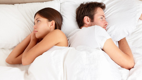 Dis-moi comment tu dors je te dirais quel couple tu es ! | DORMIR…le journal de l'insomnie | Scoop.it