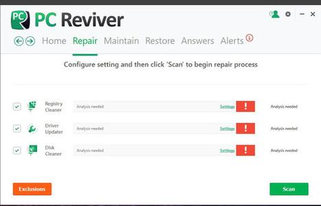 PC Reviver 2.11.3.4 Final Optimizador del Sistema | Descargas Juegos y Peliculas | Scoop.it