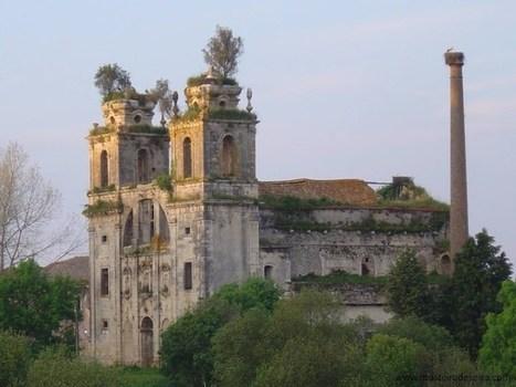 Les 5 lieux extraordinaires abandonnés au Portugal | Visiter le Portugal | Scoop.it