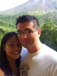 Interview With Travel Bloggers Yeison And Samantha of Mytan Feet | Travel Blogger Interviews | Scoop.it