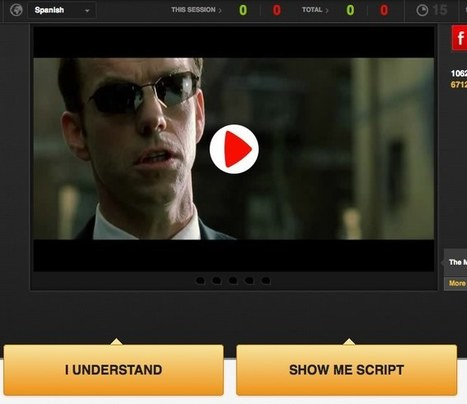 Improve your English through film clips | Babylon | Scoop.it