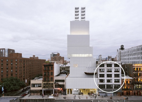 NYC: Art/Tech Incubator Gives The New Museum Entrepreneurial Edge | Forbes | Surfing the Broadband Bit Stream | Scoop.it
