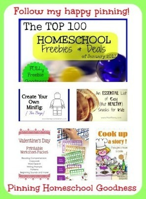 Free Homeschool Curriculum for Health and Nutrition | Online Homeschooling | Scoop.it