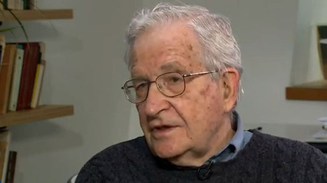 Noam Chomsky: The drug war is the latest manifestation of a centuries-old 'race wa