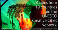 Cities of Gwangju, York, Linz, Tel Aviv-Yafo & Dakar join the UNESCO Creative Cities Network (2014 - category #mediaart)