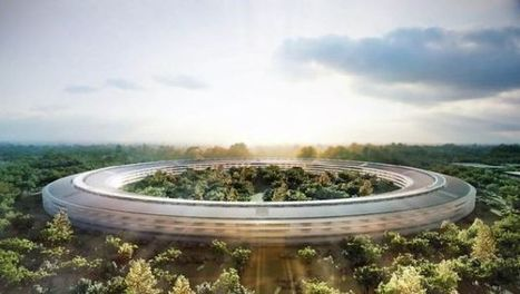 "Nuovo Campus Astronave di Apple: ""Traslocheremo nel 2016"" dice Tim Cook 