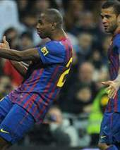 Dani Alves angered by Barcelona's treatment of Abidal - Goal.com Singapore | Barcelona Tipzity | Scoop.it