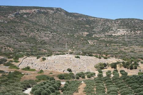 The Minoans of Crete - Archaeology Magazine | Ancient Stones Unturned | Scoop.it
