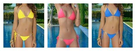 Brighten Up Your 2016 | Luxury Designer Swimwear Fashion | Scoop.it