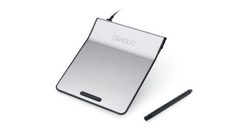 Wacom reveals touchpad designed for sketching   Hardware   Creative Bloq   Graphic Design   Scoop.it