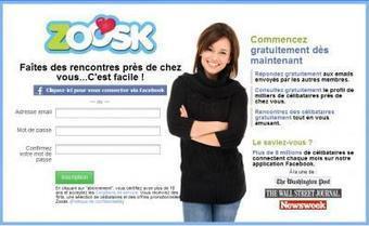 Zoosk Rencontre et Messenger sur zoosk.fr | Nouveau blog buzz francophone | Scoop.it