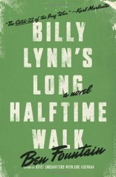 Billy Lynn's Long Halftime Walk: A Novel Review « Writers Lobby | Best Books of 2012 | Scoop.it