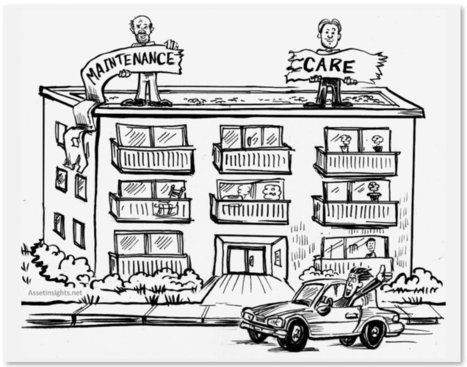 """""""Maintenance"""" vs. """"Care"""" - What's the Difference and Why Should I Care? 