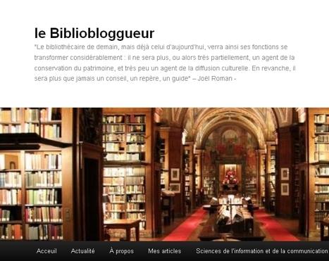 Le prêt numérique dans une bibliothèque belge | le Bibliobloggueur | Bibliothèques en ligne | Scoop.it