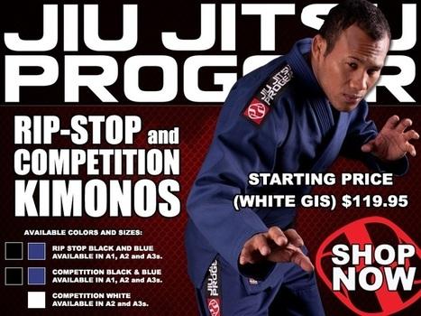 Jiu Jitsu ProGear.com - Get your game on!   Jiu Jitsu Pro Gear   Scoop.it