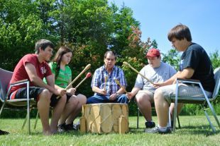 Fort Folly youth learn native traditions | AboriginalLinks LiensAutochtones | Scoop.it