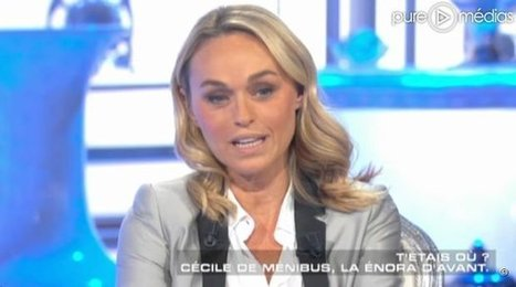 Cécile de Ménibus revient sur sa séquence osée avec Rocco Siffredi | Against pornography | Scoop.it