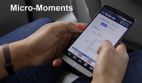 Quand les Micro-Moments des utilisateurs mobiles influencent le SEO - #Arobasenet.com   Référencement internet   Scoop.it