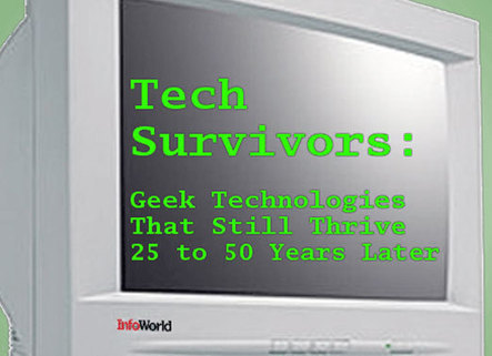Tech Survivors: Geek Technologies That Still Thrive 25 to 50 Years Later | Cocreative Management Snips | Scoop.it