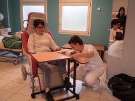 MFR la BAGOTIERE: Sélection Régionale des Olympiades des métiers : catégorie aide à la personne (métier 41) | MFR Normandie | Scoop.it